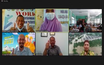 Workshop Penyusunan Program 2021 dan Revisi Road Map SMK Negeri 3 Mandau